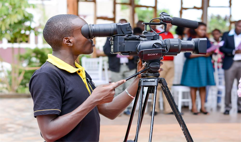 Wedding Video Production in Kenya